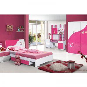 Bộ giường tủ hòa phát GNE02