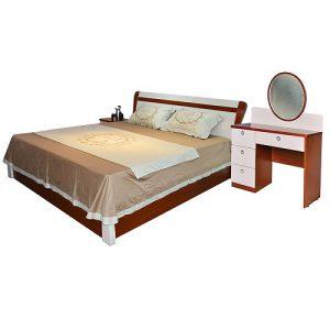 Bộ giường tủ hòa phát GN402