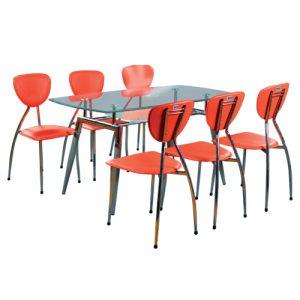 Bàn ghế ăn hòa phát B52 G52