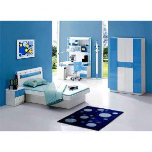 Bộ giường tủ hòa phát GNE01