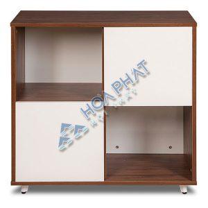 Tủ tài liệu gỗ Hòa Phát LUX850-2T1