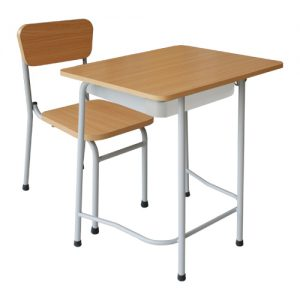 Bàn ghế học sinh  BHS107-3G