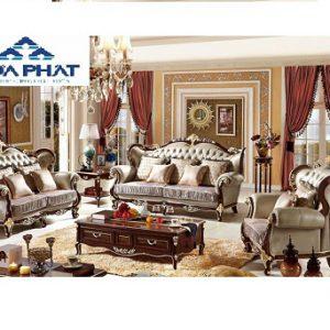 Bàn ghế sofa hòa phát SF201