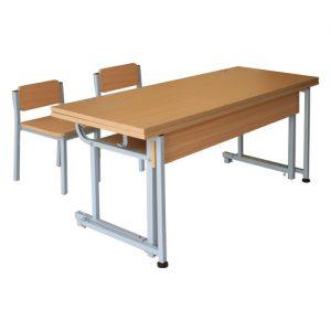 Bàn ghế học sinh bán trú BBT103HP3G