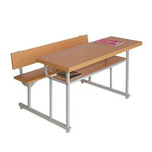 Bàn ghế học sinh hòa phát BBT101BG