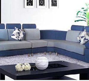 Ghế sofa góc hòa phát SF40-3