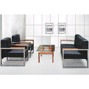 Sofa da Hòa Phát SF80-PVC