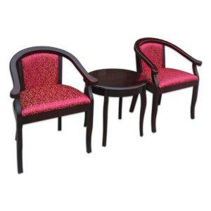Bàn ghế khách sạn BKS04-GKS04