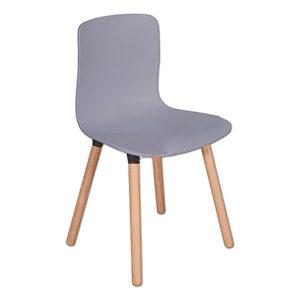 Ghế tĩnh khung gỗ tự nhiên Hòa Phát G43