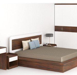 Bộ giường ngủ Hòa Phát GN308