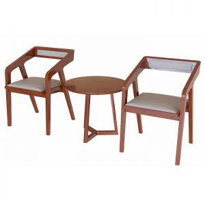 Bộ bàn ghế khách sạn BKS07-GKS07