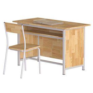 Bộ bàn ghế giáo viên Hòa Phát BGV101G + GGV101G
