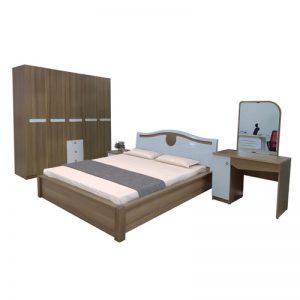 Bộ giường tủ hòa phát GN401