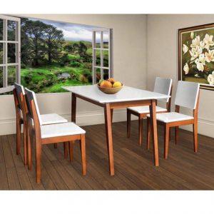 Bộ bàn ghế ăn HGB63A