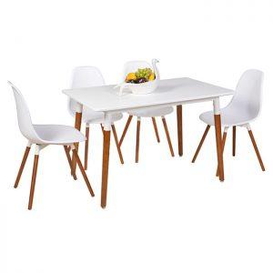 Bàn ghế ăn HGB72