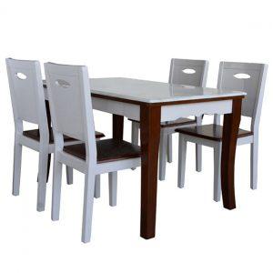 Bàn ghế ăn HGB75A