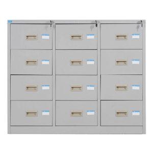 Tủ tài liệu sắt TU118-12D