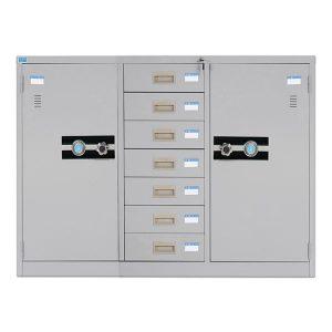 Tủ tài liệu sắt TU118-7D