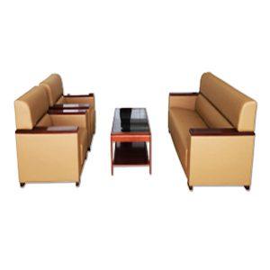 Sofa Hòa phát SF35 da PVC