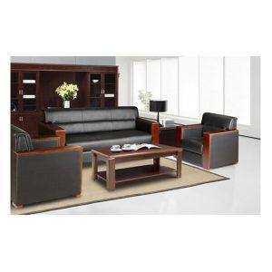 Sofa da hòa phát SF38