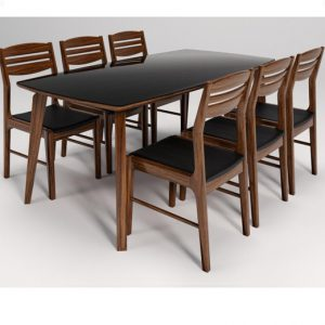 Bàn ghế ăn hòa phát BA505AK8