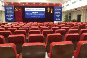 Công Trình: Hội Trường Lớn Ngân hàng BIDV