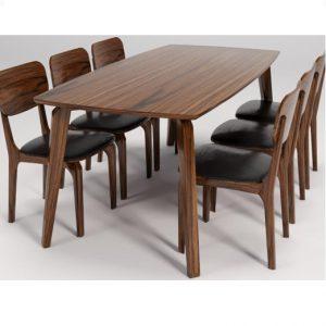 Bàn ghế ăn hòa phát BA504