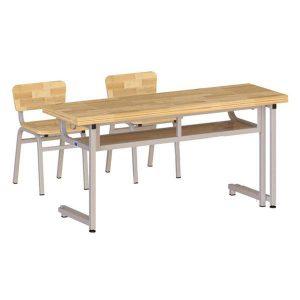 Bộ bàn học sinh bán trú BBT105– GBT105